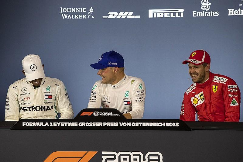 Osztrák Nagydíj: Vettel nyer Bottas és Verstappen előtt?!