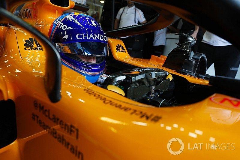 Alonso cree que los cambios reglamentarios afectaron a McLaren