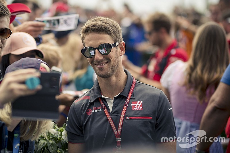 """Après un Mistral perdant, Grosjean est """"toujours debout"""""""