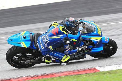Suzuki: due giorni di test a Motegi con il collaudatore Guintoli