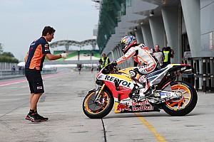 MotoGP Reporte de pruebas Pedrosa marca el paso en Sepang