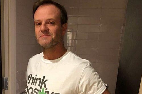 """Pai de Barrichello tranquiliza: """"Nosso campeão está bem"""""""