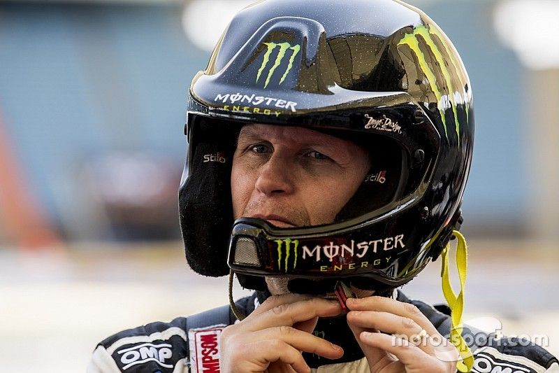 Solberg to continue in World RX in 2019