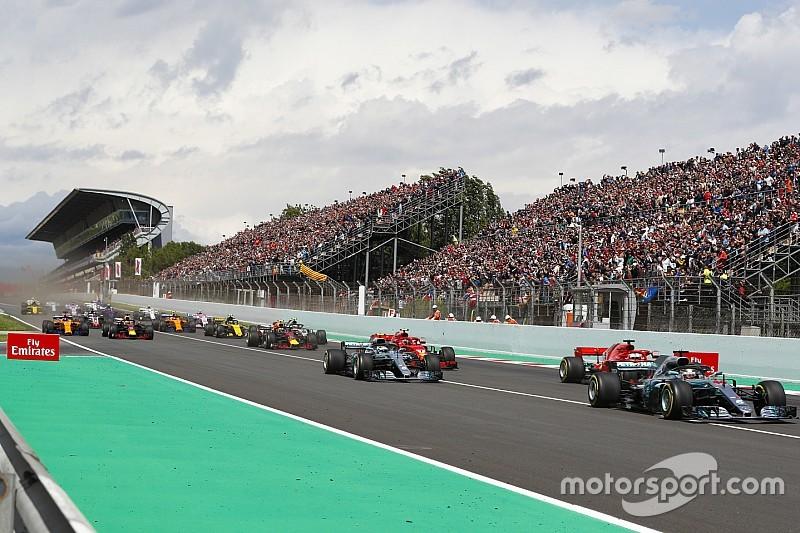 La Fórmula 1 presenta el borrador del calendario de la temporada 2019