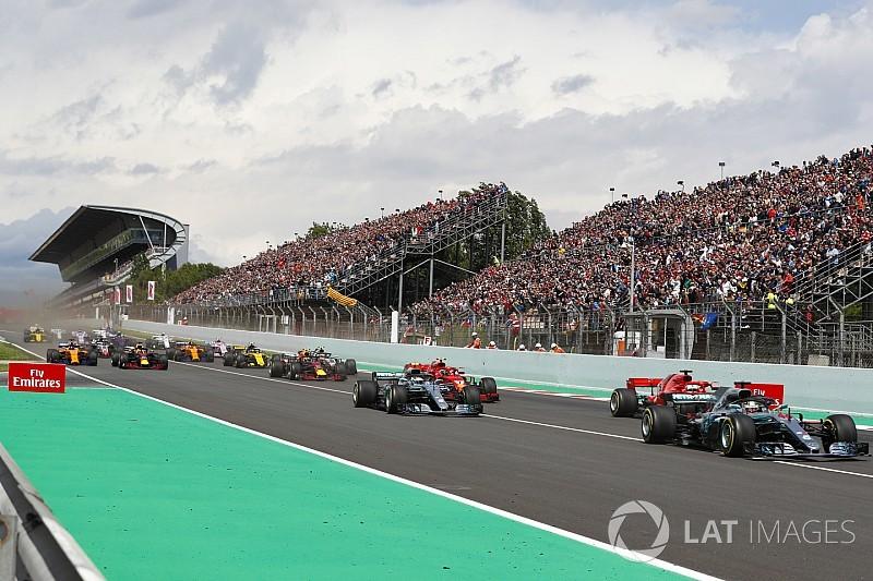 Spanyol Nagydíj 2018: a legjobb F1-es onboard felvételek