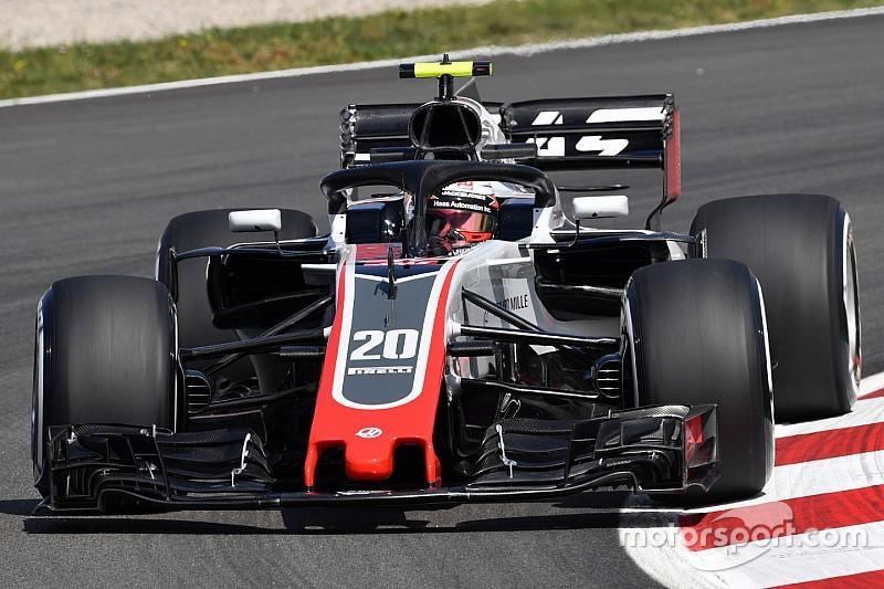 """Haas verdedigt Magnussen: """"Ze hebben het op hem gemunt"""""""
