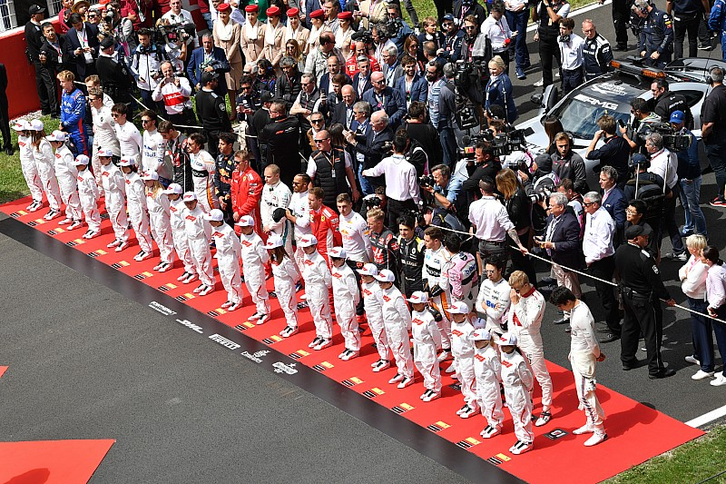 FIA, F1'in grid prosedürünü değiştirdi