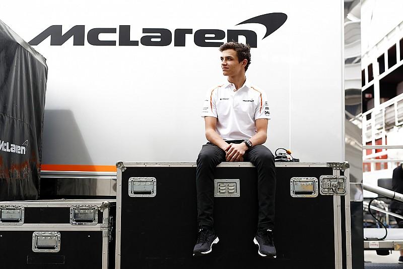 A Toro Rosso Norrist szerette volna Hartley helyére, de a McLaren elutasította