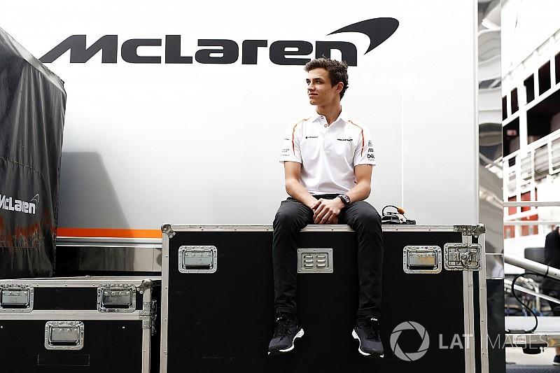 Toro Rosso попросила у McLaren Норриса до конца сезона. Ей отказали