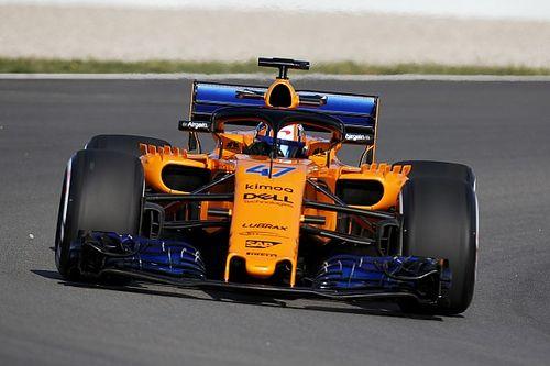 Fotogallery F1: il primo giorno di test a Barcellona