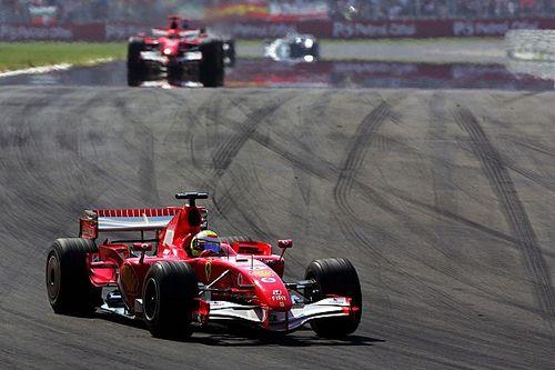 Turquie 2006 : la première victoire de Massa en F1