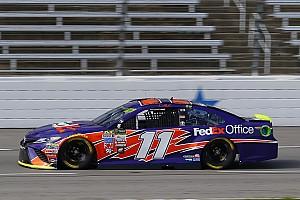 NASCAR Sprint Cup Crónica de entrenamientos Denny Hamlin fue el mejor en la práctica final en Texas