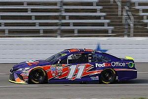 Denny Hamlin tops final Cup practice at Texas