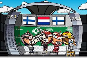 F1 Artículo especial Vídeo: el GP de México 2017 de F1, por MiniDrivers