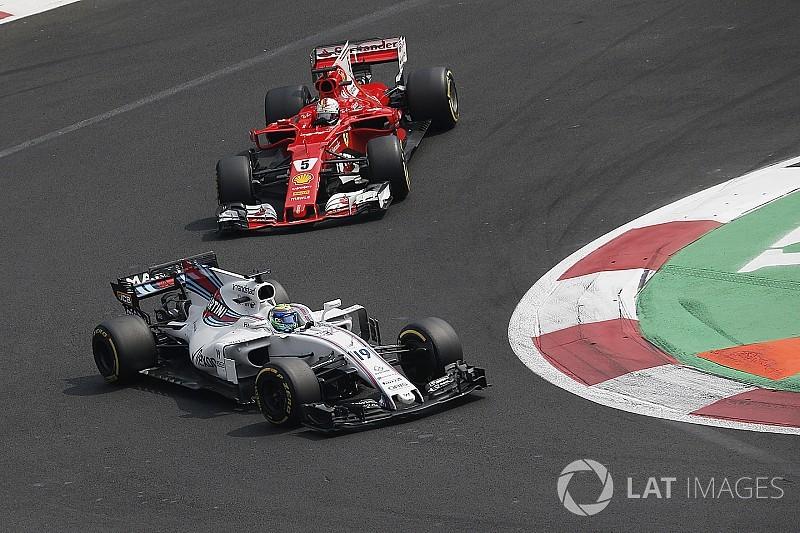 Vettels Horrorszenario: Schafft die Formel 1 die blauen Flaggen ab?