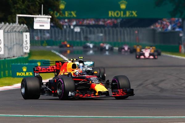 Formule 1 La haute altitude a favorisé la domination Red Bull à Mexico