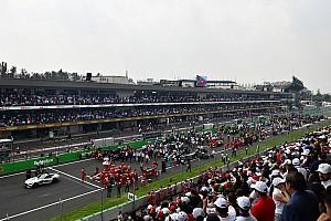 Formule 1 Actualités La F1 promet une expérience TV totalement inédite en 2018