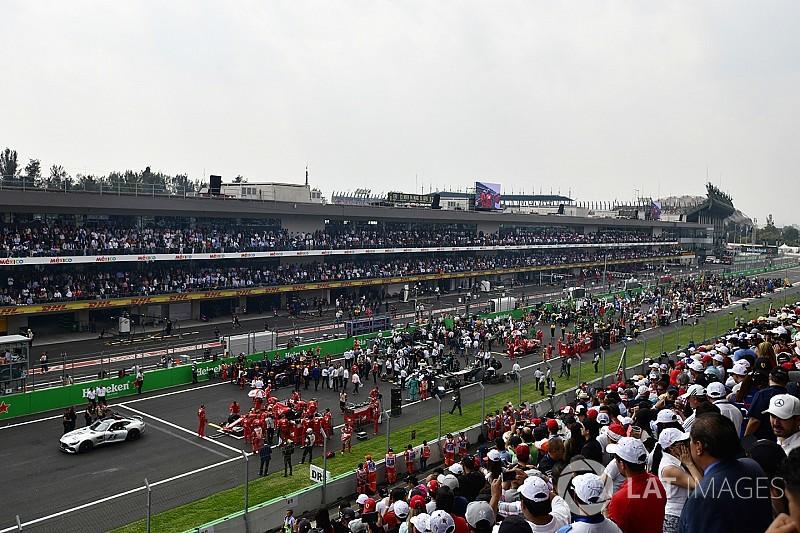 La F1 promet une expérience TV totalement inédite en 2018