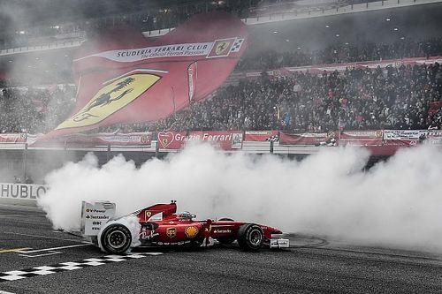 Fotogallery: il fantastico Ferrari Show alle Finali Mondiali 2017