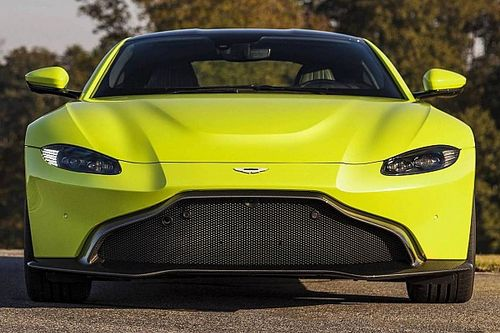 510 bg 2018 Aston Martin Vantage