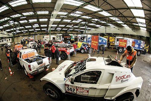 El Dakar ya calienta motores con el inicio de las verificaciones técnicas
