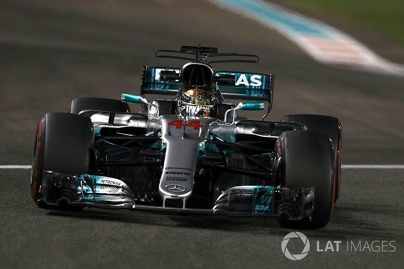 """Autosport ödülleri: """"Yılın yarış aracı"""" ödülü Mercedes'in!"""