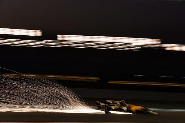 Sainz não se importa com Hulkenberg mais rápido