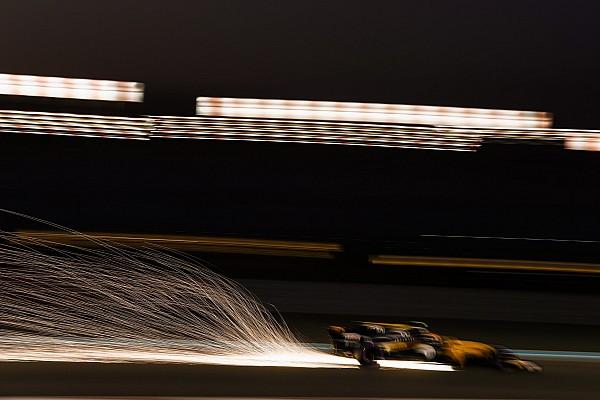 GP d'Abu Dhabi - Les 25 meilleures photos de vendredi