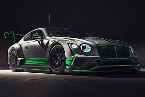 Bentley Motorsport ha presentato la nuova Continental GT3