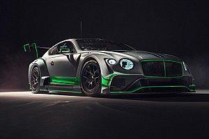 Bentley presenta el nuevo Continental GT3