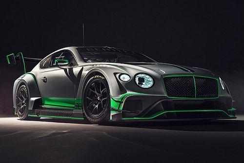 Bentley Motorsport ha presentato la nuova Continental GT3
