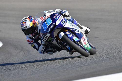 Valencia Moto3: Martin claims dominant maiden victory