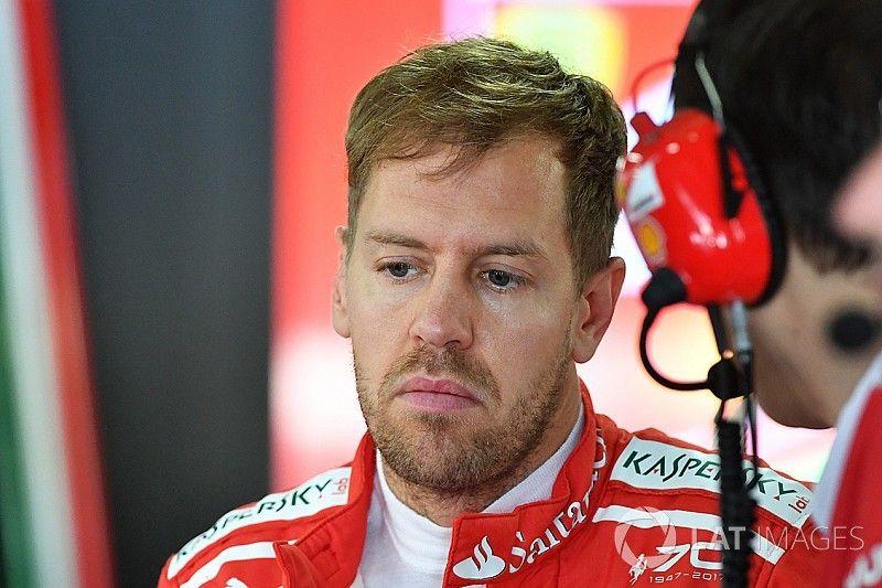 """Vettel: """"La Ferrari è ben bilanciata ma sarà dura star dietro alle Mercedes"""""""