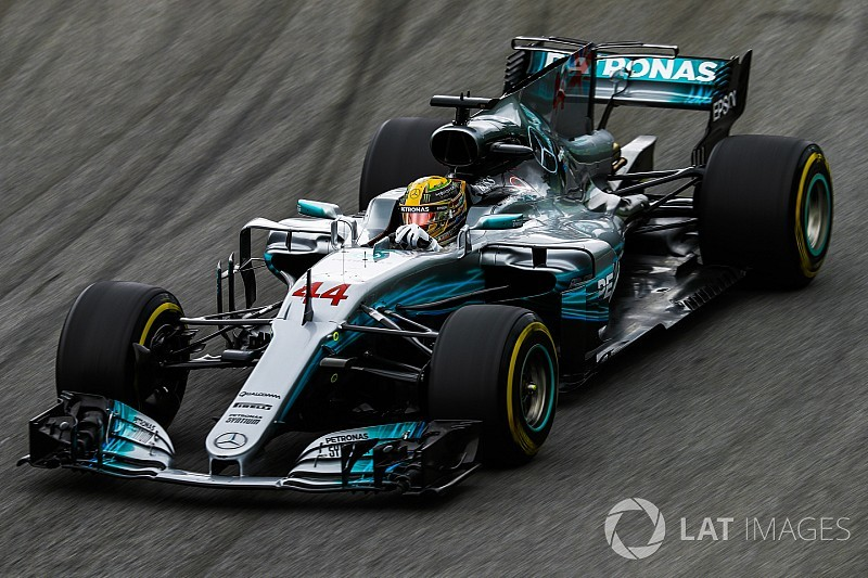 Mercedes Aimed For 90 Percent Car With 2017 F1 Design