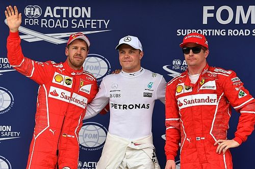 """Räikkönen: """"L'auto si è comportata bene e in gara possiamo essere forti"""""""