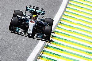 Гонщики Mercedes стали сильнейшими по итогам пятницы в Бразилии