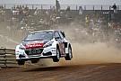 World Rallycross Hansen brothers working on Peugeot World RX deals