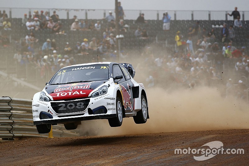 Hansen brothers working on Peugeot World RX deals