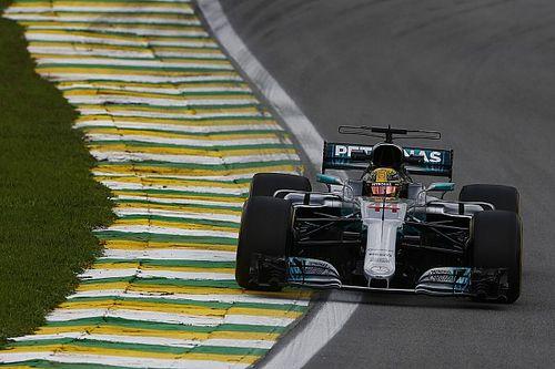 Hamilton sıralamaların başında kaza yaptı!