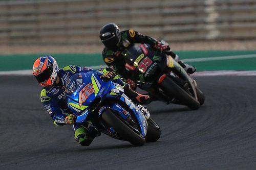 MotoGP-Test in Losail: Ergebnis, 1. Tag