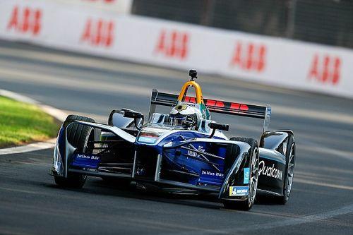 Хорда протестировала машину Формулы Е