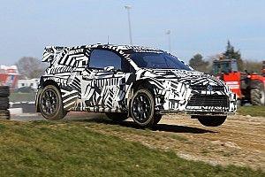 Volkswagen mulai tes Polo WRX baru
