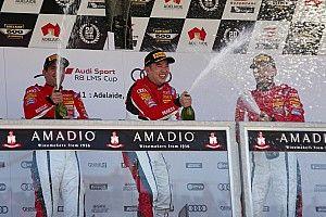 Andrew Haryanto menangi Audi R8 LMS Cup Australia