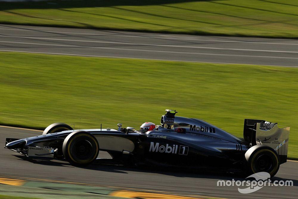 Magnussen dacht bij McLaren wereldkampioen te kunnen worden