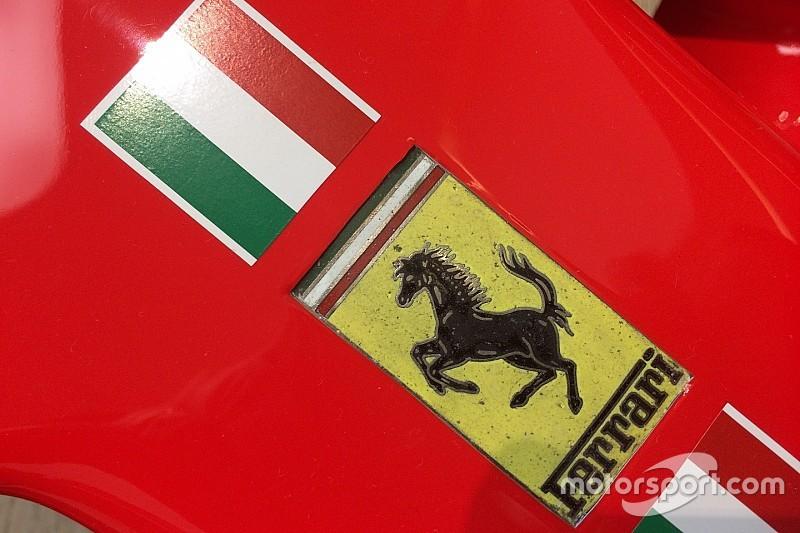 374ab7179f Ferrari  superato il crash test frontale dal primo telaio 2018 ...