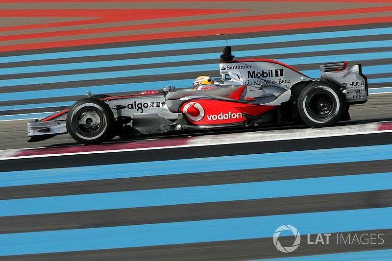 """Hamilton: """"Je n'aime pas"""" le Circuit Paul Ricard"""