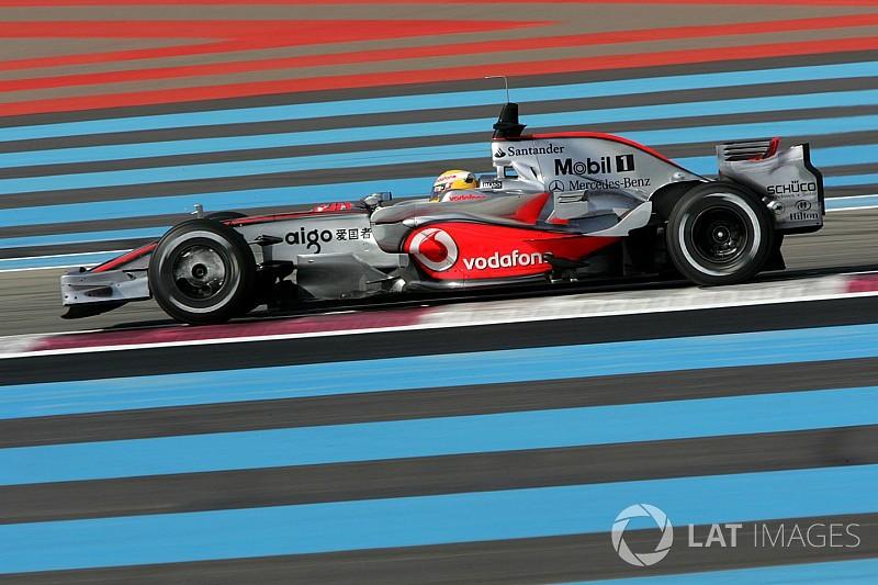 """Hamilton: """"GP van Frankrijk hoort niet thuis op Paul Ricard"""""""