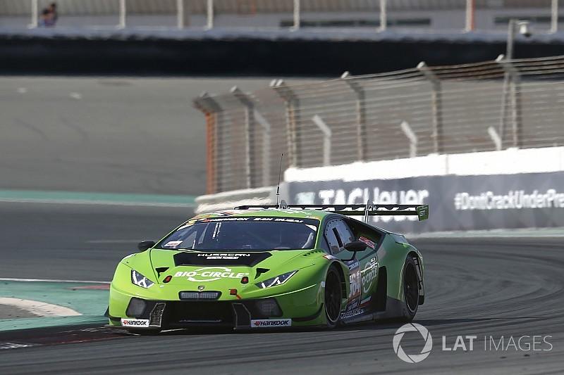 24h Dubai 2018: Lamborghini neuer Pole-Sitter