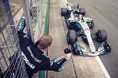 Formula 1 Mercedes: c'è voluta la forza di Lewis per battere la Ferrari