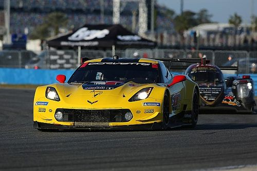 Corvette's top time was result of tow, says Gavin